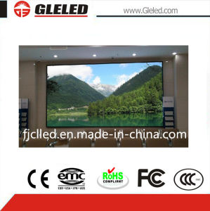 Commerce de gros Indoor P4.75 rouge unique le défilement du message DEL de module d'affichage