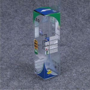 紫外線印刷LEDは高級なPVCプラスチックプラスチックの箱をつける