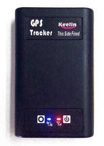 Rastreador GPS portátil Dispositivo de acompanhamento pessoal com o botão SOS para o viajante