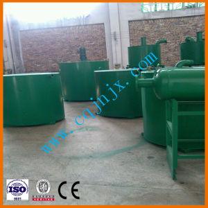 Aceite de motor negro/máquina de destilación del aceite del motor de la máquina depuradora de residuos