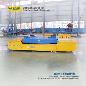 Plataforma de transferência cilíndrico pesado com Controlador Remoto
