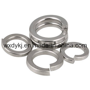 La norme DIN 127 ressort en acier inoxydable 304 316 les rondelles de blocage