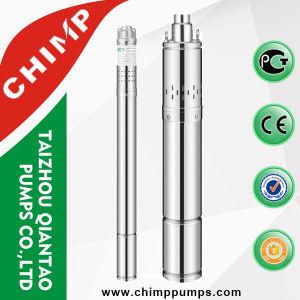 Chimpanzé 0.5HP Qjd 3 pouces de la pompe à eau submersibles