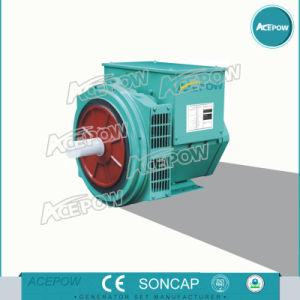 8 kVA AC Trifásico 50Hz rolamento único alternador sem escovas