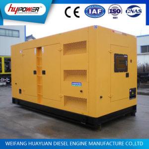 300квт по-прежнему хранит молчание питания дизельного генератора с Weichai дизельного двигателя