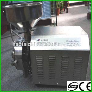 Cáscara de coco máquina de moler Micro pulverizador