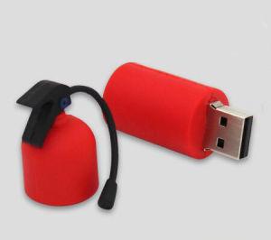 Творческие огнетушитель флэш-накопитель USB специализированные ПВХ перо (EP285)