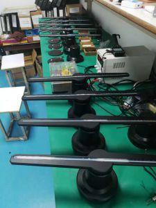 Голограмма LED вентилятор, голографической вентилятор, 42см LED вентилятор голограмма на размещение рекламы