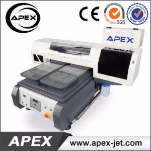 Vendita calda 60*90 Digital Flatbed Textile T-Shirt Printer Company