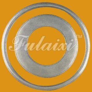 Guarnizione rivestita del metallo Doubel/Single