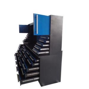 banco di lavoro d'acciaio del cassetto del Governo di memoria del garage del metallo di 112inch DIY