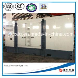 1000kw/1250kVA water -Cooled Power Silent Generator door Perkins Engine
