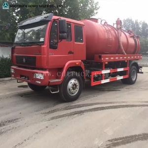 Sinotruk HOWO 6X4 Petroleiro de esgotos