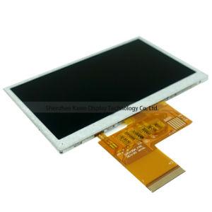 4.3インチ480*272 LCDの網戸の鐘のモニタ及びPDA LCDの表示パネル