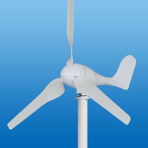 低い開始の風速12V 24V 200Wの縦の風力の発電機