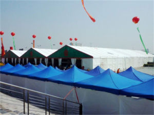 Fiesta de boda al aire libre grandes carpa carpa para evento o exposición