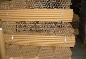 Электрическая изоляция Phenolic ламинированной бумаги трубки