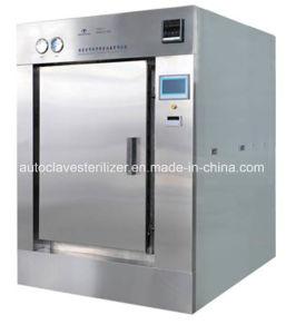自動水平圧力蒸気の滅菌装置