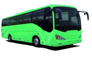 12 metros de autobuses eléctricos LiFePO4 solución de la batería