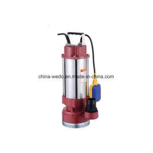Haut de la tête en acier inoxydable en plusieurs stades de la pompe d'eaux usées submersible (SPA-1100F)