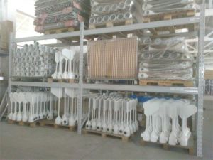 Hawt génératrice éolienne horizontale Pmg 500W 600tr/min