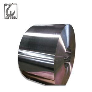 SPCC Grade Jisg3303 T3 fer-blanc électrolytique acier en bobines
