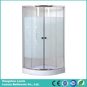De in het groot Goedkope Zaal van de Douche van de Deur van het Glas van de Badkamers van de Douane van de Prijs Eenvoudige (lts-825)
