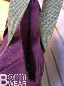 Les femmes lavé Poignée de transport occasionnel de toile cas cosmétiques sac à main