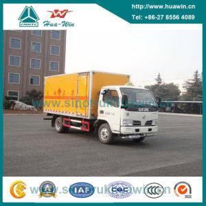 Dongfeng 4X2 Blasting Equipment Transporter Truck