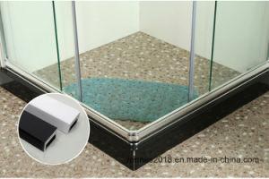 セリウムの証明の明確な緩和されたガラスのシャワー機構部屋