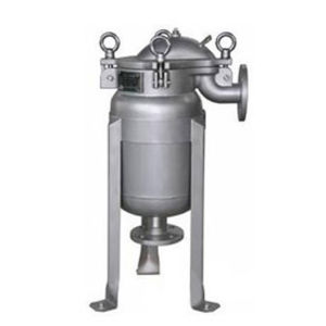 Stainless brandnew Steel Bag Filter Housing per Cooking Oil