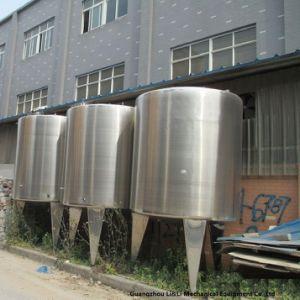 Buena SS304 Depósito de agua para el tratamiento de agua pura