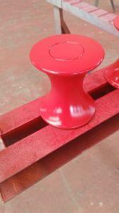 Cilindro da guia da correia da esteira de aço/Rolete da Engrenagem Intermediária da Correia Transportadora