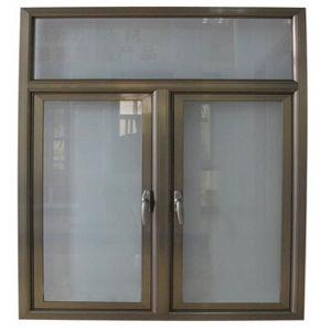 Cheap Price (TS-1074)를 가진 알루미늄 Casement Window