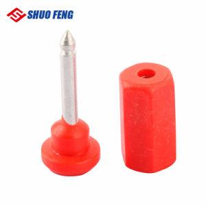 La haute sécurité inviolable Joint de vis en plastique contenant de la logistique