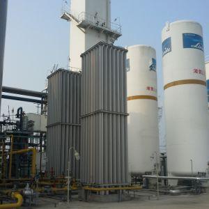 O equipamento de transporte de GNL China CO2 azoto de oxigénio líquido original da estação de gás argônio vaporizador