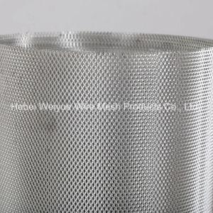 Сетка алмазов из нержавеющей стали гриль / расширенной металлической сетки