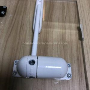 表面によって取付けられるばねのドアクローザー-白、ブラウンの自動ドアクローザー