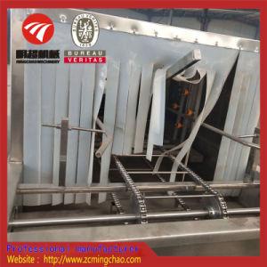 바구니 Crate Washer와 Pallet Tray Washing Machine