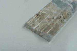 建築材料の壁の装飾の大理石のArtifitialの石造りのタイル3D Injet
