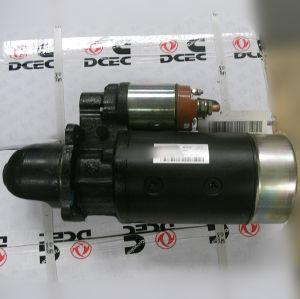 Il motore diesel di Cummins parte il motorino di avviamento 24V