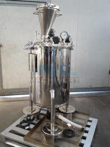 Piccola macchina di fabbricazione cosmetica dell'asso, serbatoio mescolantesi cosmetico