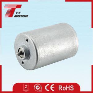 160-210mA cabello eléctrico motor de CC de engranajes de la máquina