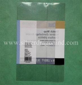PVC personnalisée/Pet/OPS Étiquette/manchon rétractable, imprimé ETIQUETTE DU FLACON