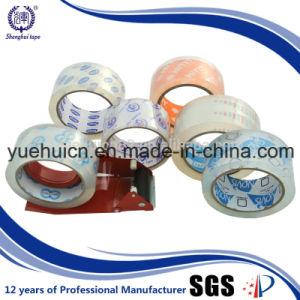 Fabricante de cristal acrílico de base acuosa adhesivo de la cinta de embalaje