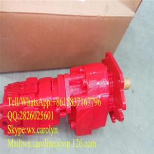 진짜 Komatsu 705-58-45010의 토크 변환기 전송 기어 펌프 부속