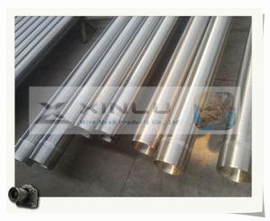 Schermo di controllo della sabbia/tubo dello schermo acciaio inossidabile