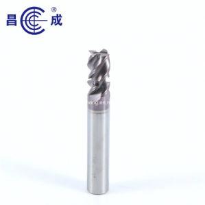 La Chine Fabricant carbure solide couché, HSS fin Moulin pour Processus CNC