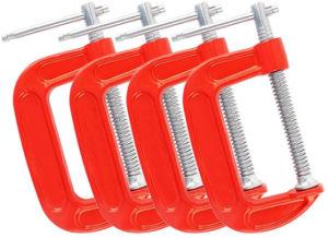Les colliers de serrage des colliers de C, G