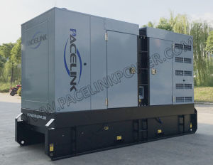 150kVA Cummins ha alimentato l'insieme di generazione diesel insonorizzato con Ce/ISO